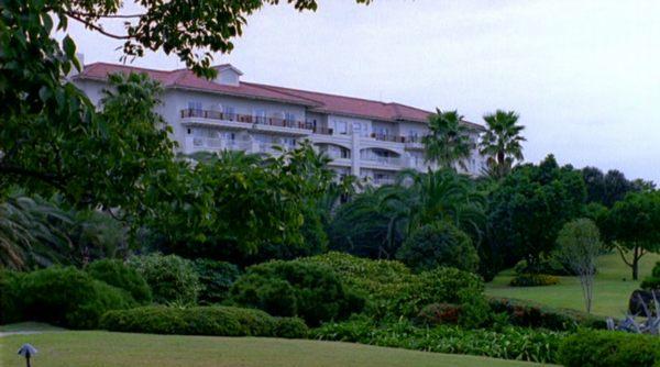 Hotel in Cheju
