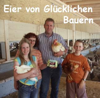 Glücklichen Bauern