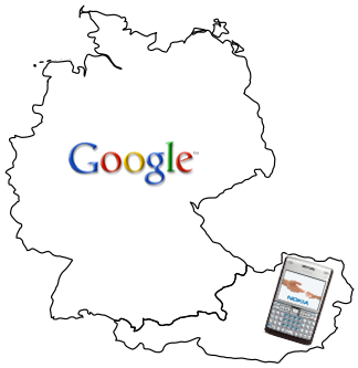 Communication Costs in Austria and Germany